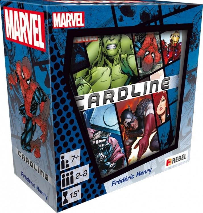 c2756b75e Cardline: Marvel - REPLIKATOR.pl :: sklep z grami i wypożyczalnia ...