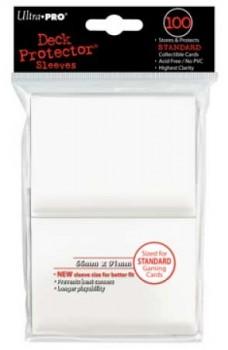 Koszulki Ultra Pro matowe białe (100)