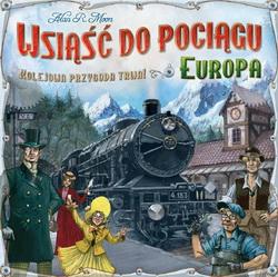 Wsiąść do Pociągu: Europa (Ticket to Ride: Europe)