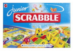 Scrabble Junior PL