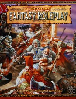 Warhammer FRP: Księga zasad (Podręcznik Główny)