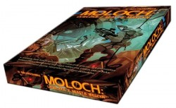 Neuroshima: Moloch: ucieczka z Miasta Maszyn