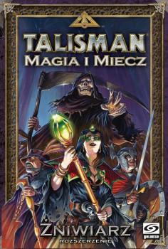 Talisman: Magia i Miecz: Żniwiarz