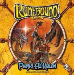 Runebound: Piaski Al-Kalim