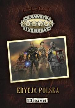 Savage Worlds Edycja Polska 2.0