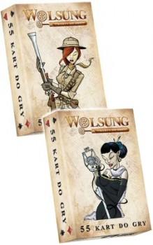 Wolsung - 55 kart do gry