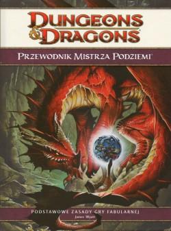 D&D: Przewodnik Mistrza Podziemi - edycja 4.0