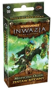 Warhammer: Inwazja - Mistyczny Ogień