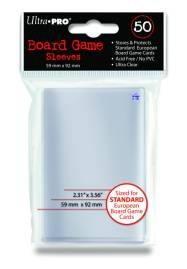 Koszulki Ultra-Pro - Standard European Board Game Sleeves