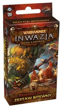 Warhammer: Inwazja - Krwawiące Słońce
