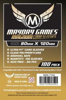Koszulki MDG - Magnum Gold Game Sleeves