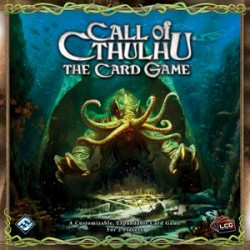 Call of Cthulhu: The Card Game - Zestaw podstawowy
