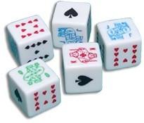 Kości Pokerowe