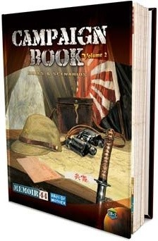 Memoir '44 - Campaign Book. Volume 2