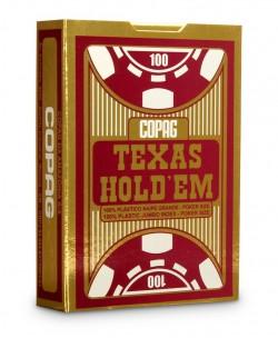 Talia Kart Cartamundi - Texas Hold'em