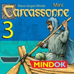 Carcassonne Mini: #3 Promy