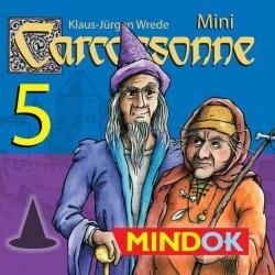 Carcassonne Mini: #5 Mag i wiedźma