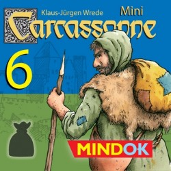Carcassonne Mini: #6 Bandyci