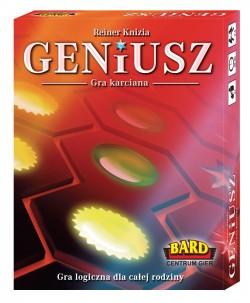 Geniusz - gra karciana