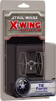 X-Wing: gra figurkowa: TIE Fighter(Myśliwiec TIE)