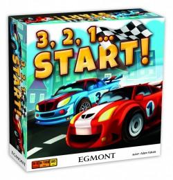 3, 2, 1... Start!