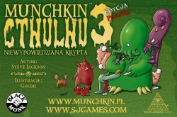 Munchkin Cthulhu 3: Niewypowiedziana krypta