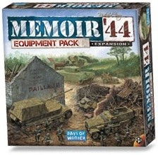 Memoir '44 - Equipment Pack