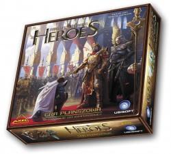 Heroes of Might & Magic: Gra planszowa