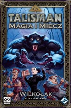 Talisman: Magia i Miecz: Wilkołak