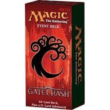Gatecrash - Thrive and Thrash Event Deck