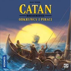 Catan: Odkrywcy i Piraci (nowa edycja)