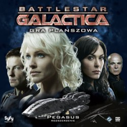 Battlestar Galactica: Pegasus PL