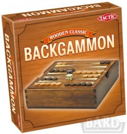 Backgammon (drewniany)