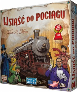 Wsiąść do Pociągu: USA (Ticket to Ride: USA)