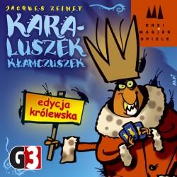 Karaluszek Kłamczuszek (edycja królewska)