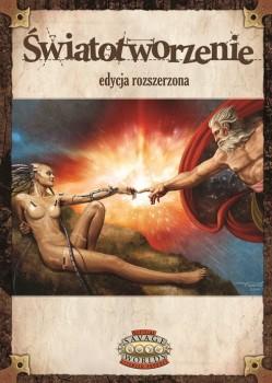 Savage Worlds: Światotworzenie (edycja rozszerzona)