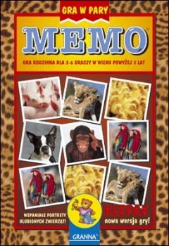 Memo: zwierzaki