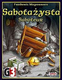 Sabotażysta - edycja limitowana