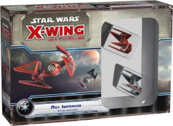 Star Wars X-Wing: gra figurkowa - Asy Imperium