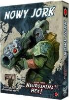 Neuroshima HEX: Nowy (Jork edycja 3.0)