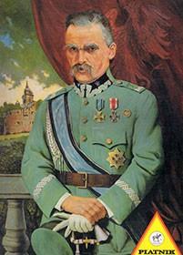 Puzzle 1000 Piłsudski