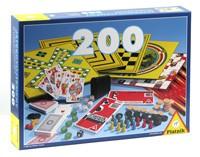Zestaw 200 gier (Piatnik)