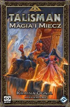 Talisman: Magia i Miecz: Kraina ognia
