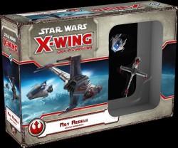 Star Wars X-Wing: gra figurkowa -Asy Rebelii