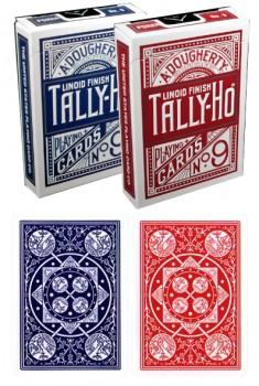 Talia Kart Bicycle - Tally-Ho Fan Back