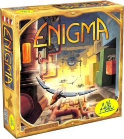Enigma gra planszowa