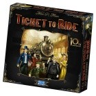 Ticket to Ride: 10th Anniversary Edition Limitowana edycja (Wsiąść do Pociągu)