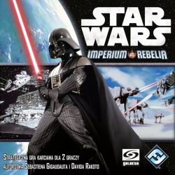 Star Wars: Gra karciana Imperium vs Rebelia