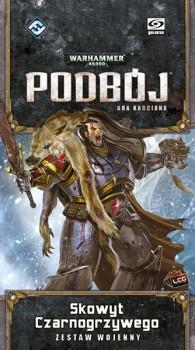 Warhammer 40,000: Podbój – Cykl Liderów – Skowyt Czarnogrzywego