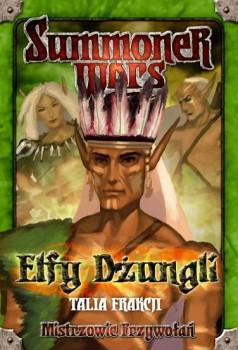 Summoner Wars: Talia Frakcji - Elfy Dżungli